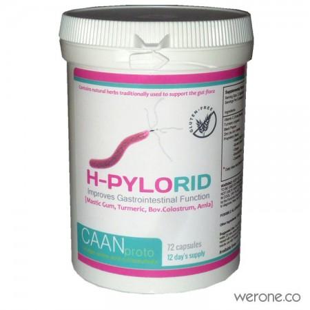 H-Pylorid-elimination