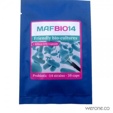 MAFBIO14_Probiotic_14_Strains