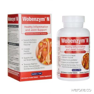 Wobenzym_enzymes