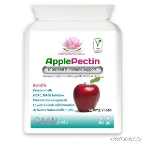 Apple Pectin – 700mg Capsules