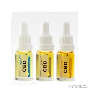 CBD Oil Drops (Cannabidiol) 10ml