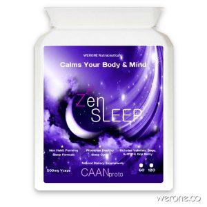 Zzzen Sleep – Herbal Sleep Formula That Works!