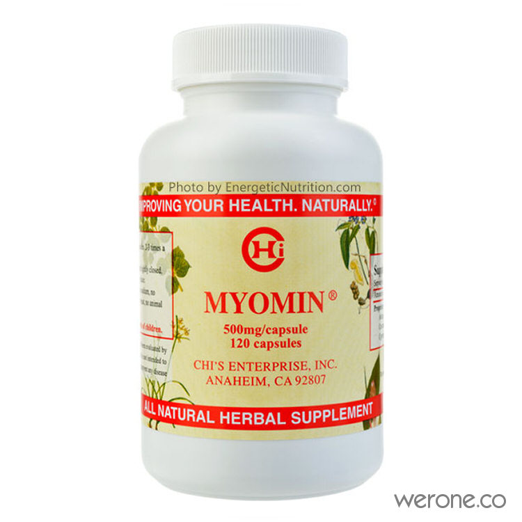 MYOMIN –  Estrogen Balancing.. Superceded!