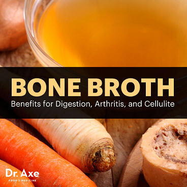 Bone Broth Benefits for Leaky Gut, Arthritis and Cellulite