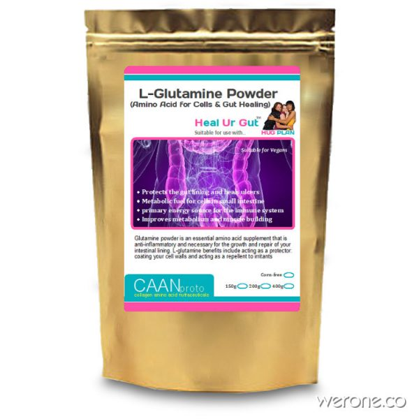 L-Glutamine Powder (for leaky gut / inflammation)
