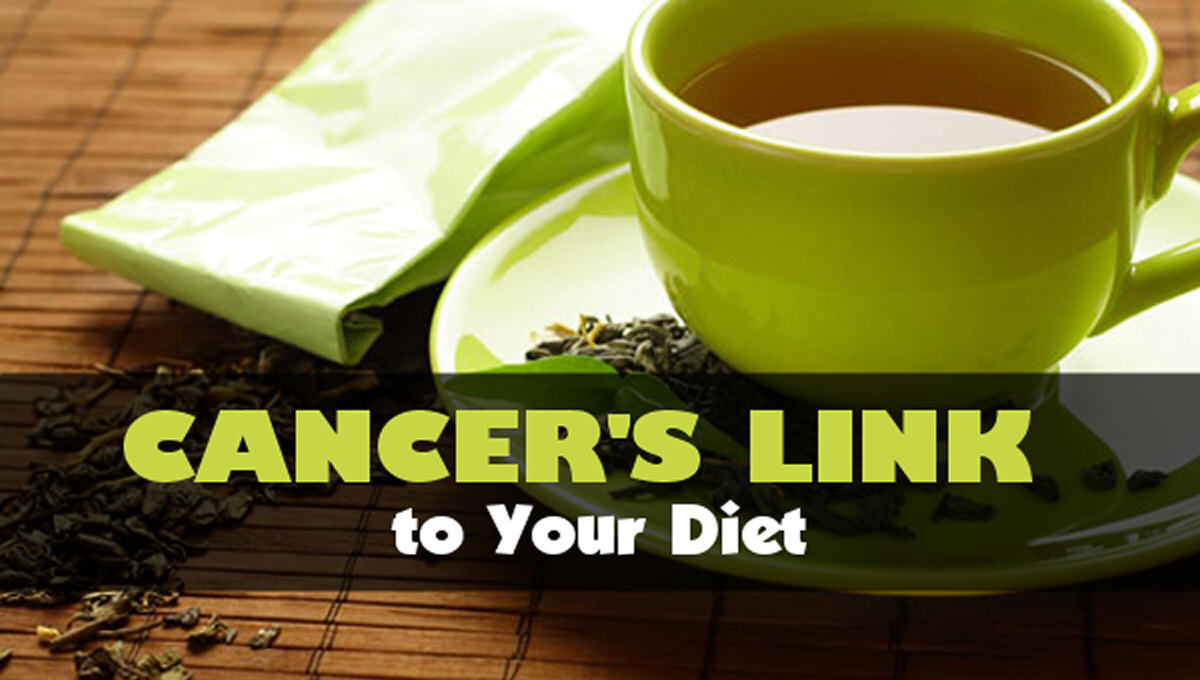 Cancer's Link to Your Diet