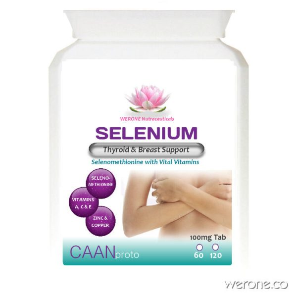 Selenium - 200mcd with Zinc, Copper & Vitamins A, C & E