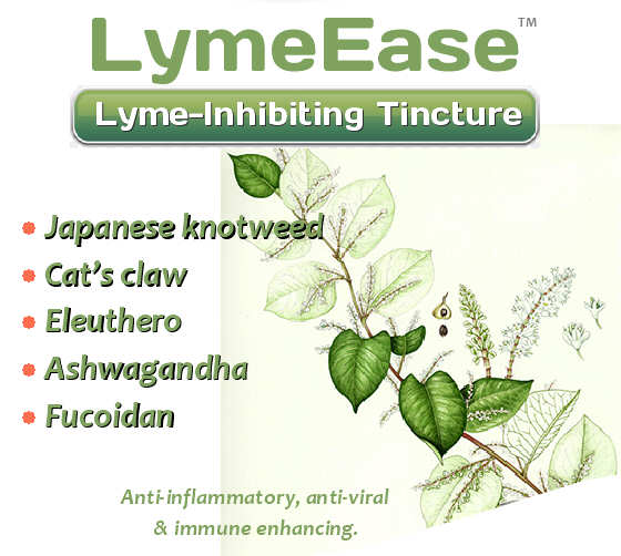 LymeEase_Buhner_Tincture_ingredients