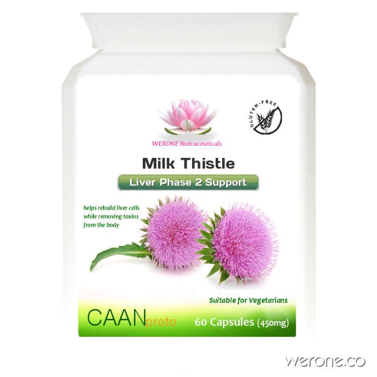 Milk Thistle (40:1 Extract)