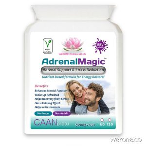 Adrenal Magic™ – Adrenal Support & Stress Reduction
