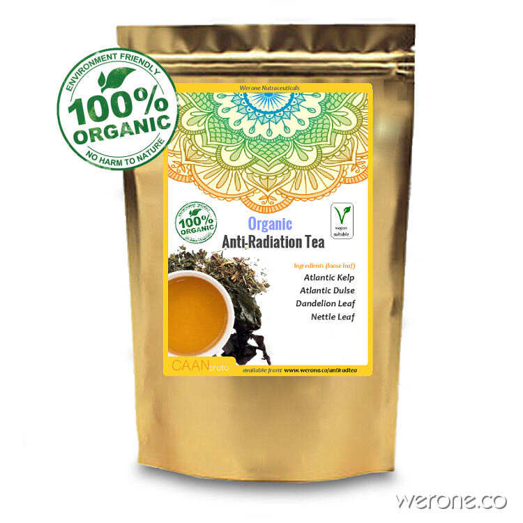 Detox Teas (Loose Leaf) – 60g