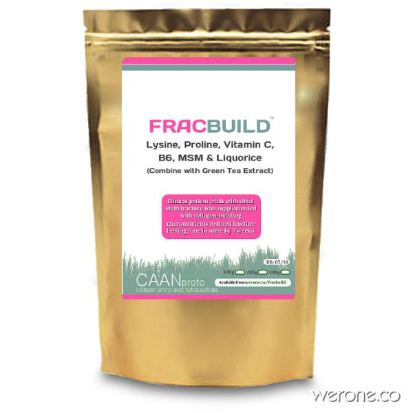 Frac Build - Bone Repairing Collagen Drink