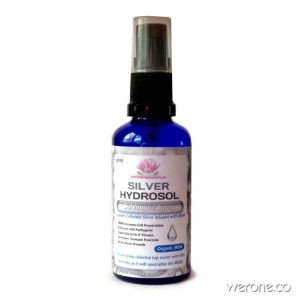 Silver Hydrosol with Organic MSM – 50ml Spray