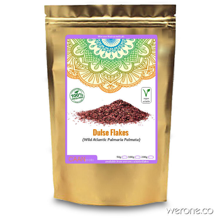 Organic Atlantic Dulse Flakes