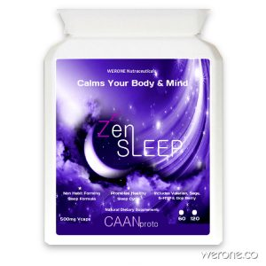 Zzzen Sleep – Herbal Sleep Formula That Works!