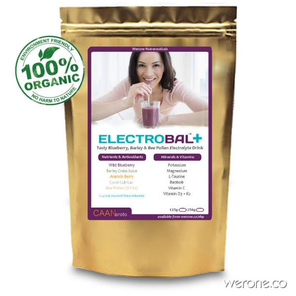 ELECTROBAL+ Electrolyte Balancing Nutrient Drink