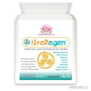 LIVERegen for Ascites, Cirrhosis, Liver Disease & Detox