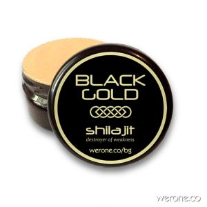 Black Gold Shilajit Resin – Ancient Ionic Trace Minerals