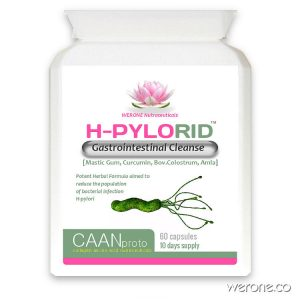 H-Pylorid – Herbal Anti-Bacterial Formula