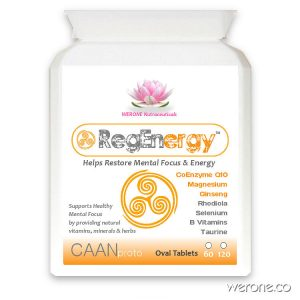 Regenergy – Restore Mental Focus & Energy