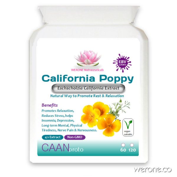 California Poppy Extract -VCaps