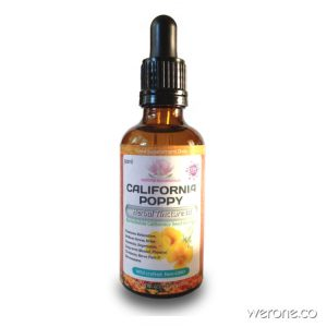 California Poppy Alcohol-Free Glycerite Tincture