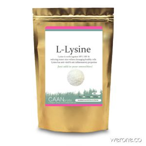 L-Lysine Powder (Vegan)