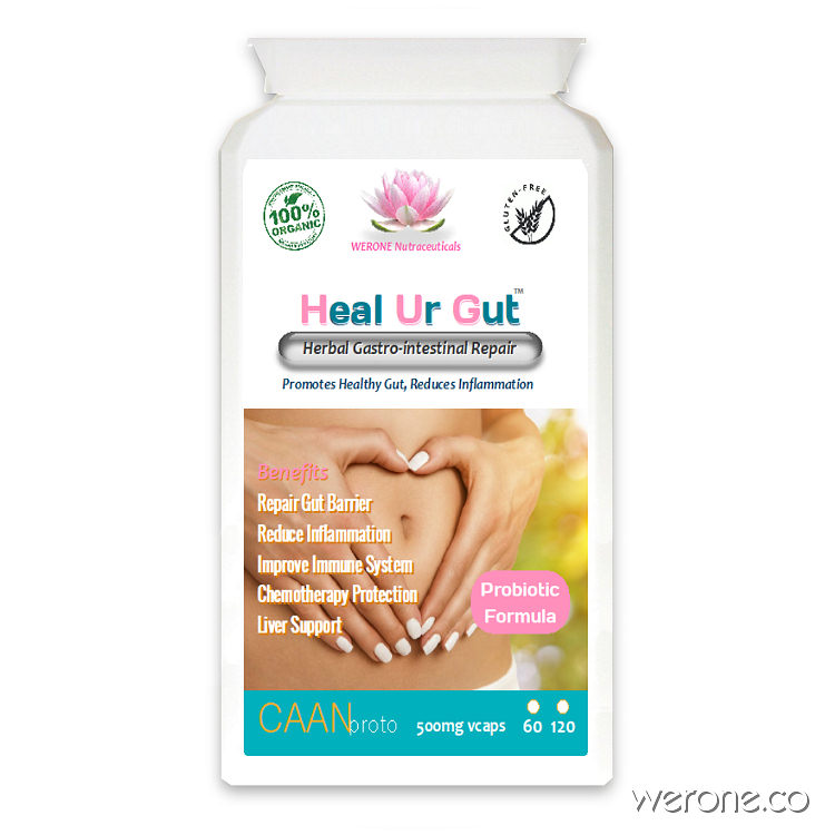 Heal-Ur-Gut™ (HUG) Herbal Capsules