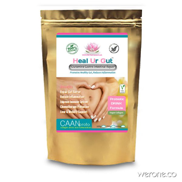 Heal-Ur-Gut™ (HUG) Probiotic Drink