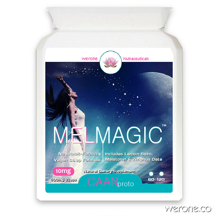 MelMagic™ – Melatonin Formula (10/20mg)