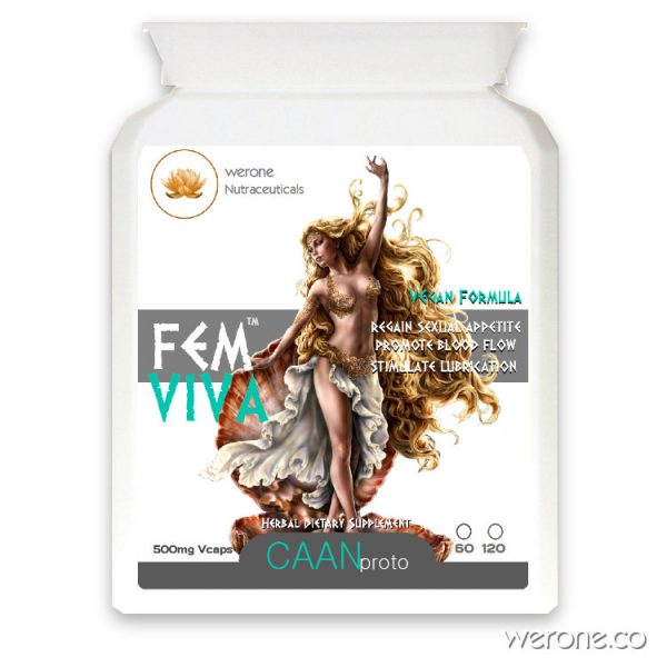 FEMViva™ - Female Sexual Health Support