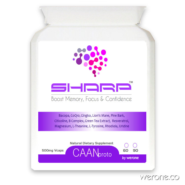 SHARP™ – Boost Memory, Focus & Confidence