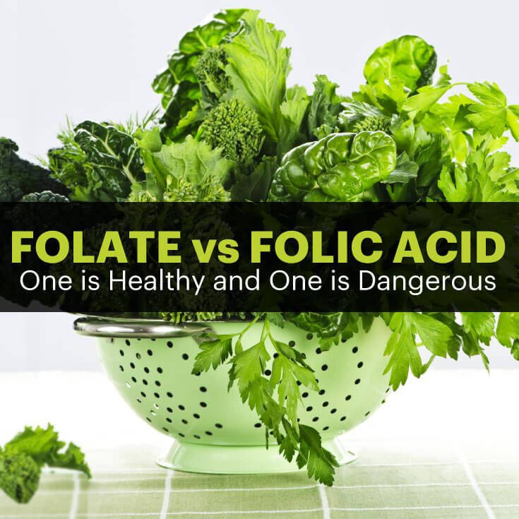 We Were Told Folic Acid Was Good for Us, but Guess What?