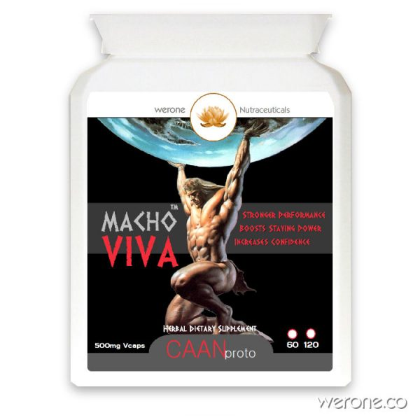 MachoViva™ - Improved Male Sexual Performance