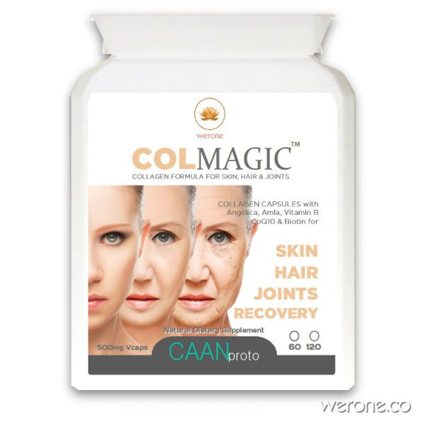 COL Magic™ - COLLAGEN Formula For Skin, Hair, Nails & Joints.