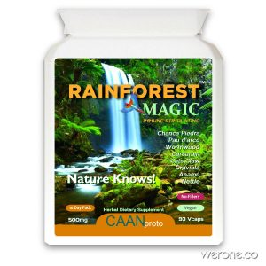 Rainforest Magic™ – Anti-tumor Formula