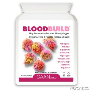 BLOODBUILD™ – Restore WBC's, Macrophages & NK Cells