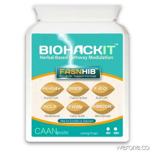 FASNHIB™ – Fatty Acid-Inhibiting Formula