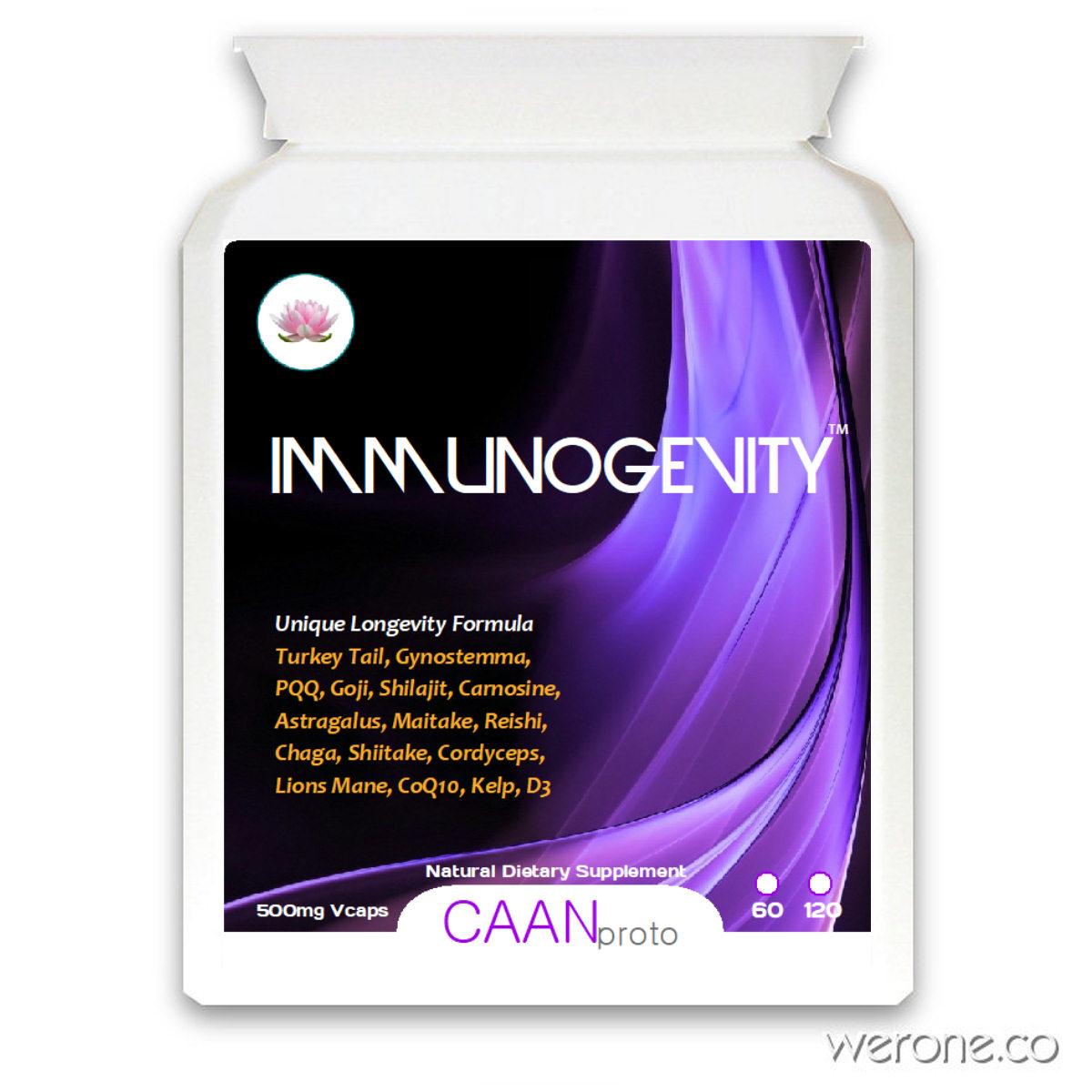 Immunogevity™ – Slowing Down The Aging Process
